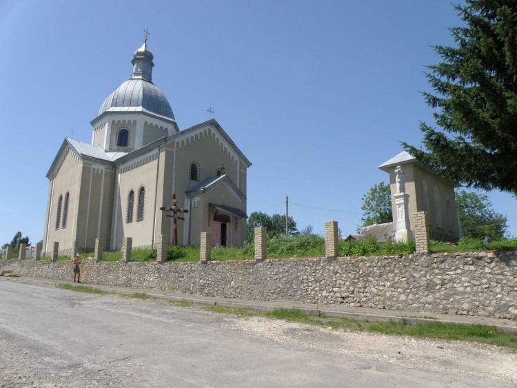 С домаморич церква успіння